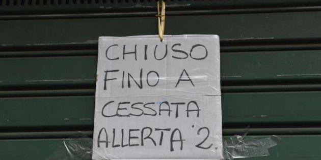 La tempesta di San Martino: la situazione a Genova, Torino, Massa Carrara, Pisa, Livorno, Venezia...Clini:...