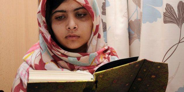 Malala Yousafzai, la piccola pakistana ferita dai talebani