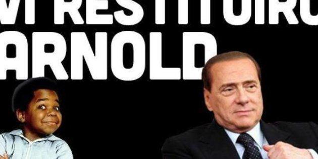 Elezioni 2013, Silvio Berlusconi e le sue promesse: tra immagini, tweet e ironia la rete replica così...