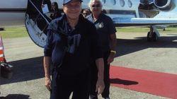 Silvio ritorna dal Kenya pronto a dare lo