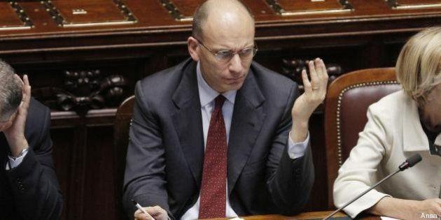 Governo Letta, subito una manovra da 7-8 miliardi con congelamento di Imu e