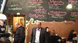 Bersani libero dal partito parla di una sua passione: la birra. Conversazione rilassata con cronista precario