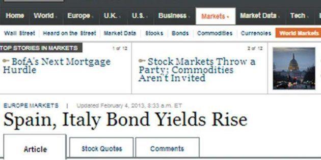 Borse, Italia e Spagna: mercati nella bufera per le tensioni politiche. Spread sale. Per gli analisti...