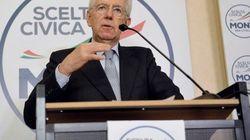 Monti apre agli 8 punti di Bersani ma punta a un governo di