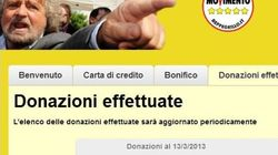 Il Pd apre a Grillo sui rimborsi elettorali. Il tesoriere dem pronto ad abbandonare il finanziamento