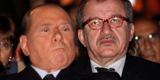 Elezioni 2013, condono tombale: Roberto Maroni contro Silvio Berlusconi