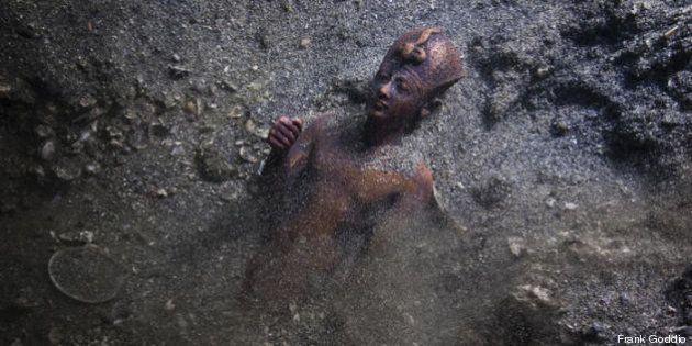Heracleion, la città egizia riemerge dagli abissi del Mediterraneo: è rimasta sepolta dalla sabbia per...
