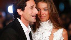 Festival del cinema, c'è il premio oscar Adrien Brody sul red carpet