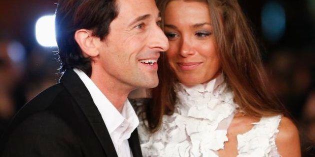 Festival del Cinema di Roma, c'è Adrien Brody. La sfilata sul red carpet