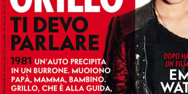 Beppe Grillo, a Vanity Fair parla Cristina Giberti, la figlia degli ospiti che morirono nell'auto guidata...