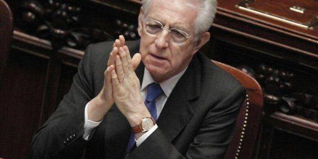 Mario Monti al Financial Times: