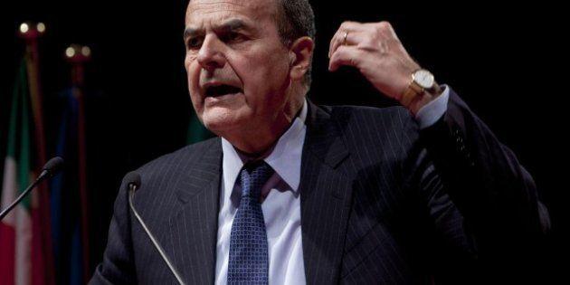Elezioni 2013: Pierluigi Bersani a Berlino: