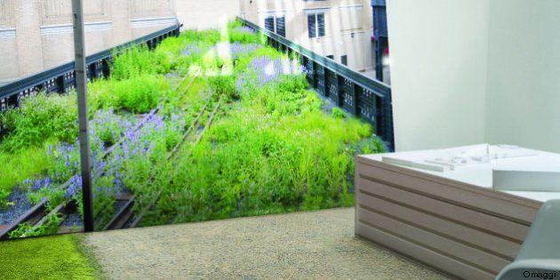 Design: Interface, la natura entra nell'arredo d'interni