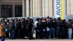 Disoccupazione giovanile sale al 38,4%, in aumento rispetto a