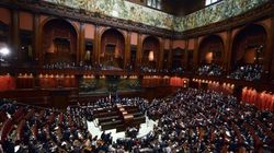 Aprono Camera e Senato, al via la legislatura numero 17, (LA