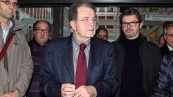 Prodi da Bersani in ospedale