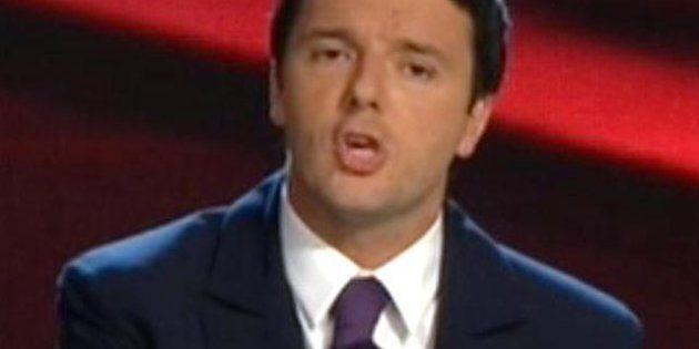Primarie, il confronto tv visto dal comitato di Matteo Renzi a Roma