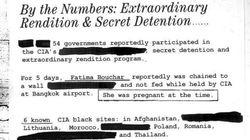 Complici di tortura: 54 paesi (tra cui l'Italia) collaborarono alle