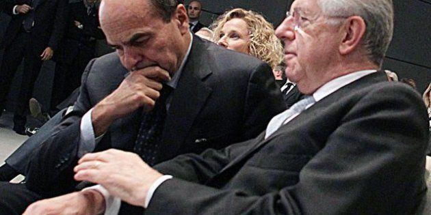 Elezioni 2013, verso il voto: Bersani-Monti, una svolta nella campagna