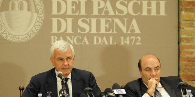 Scandalo Mps, Alessandro Profumo scarica Giuseppe Mussari: