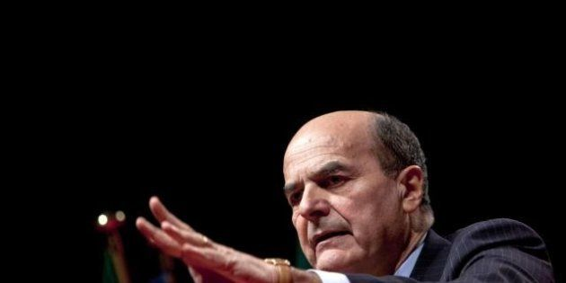 Elezioni 2013: Pier Luigi Bersani a Nichi Vendola: