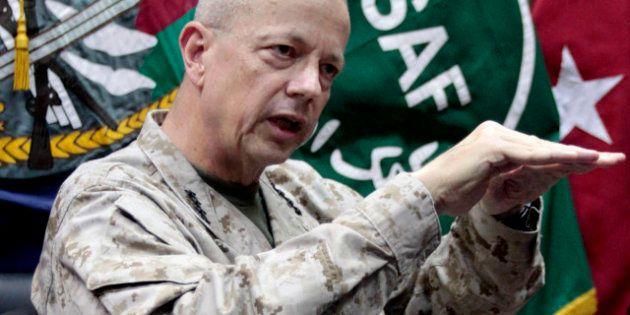 Scandalo Petraeus, l'inchiesta si allarga. Coinvolto anche il comandante delle forze Isaf in Afghanistan...