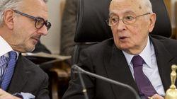 Napolitano ammonisce il Csm: