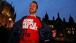 Matrimonio gay: le immagini della festa (FOTO)