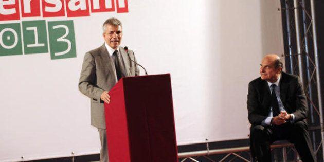 Elezioni 2013: Nichi Vendola a Pierluigi Bersani: