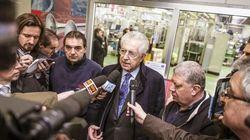 Monti invita Bersani al divorzio da Vendola: