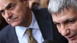 Bersani costretto a fare il 'pendolo' tra Monti e Vendola dai sondaggi 'magri' sul Senato. Il segretario Pd non esclude un go...