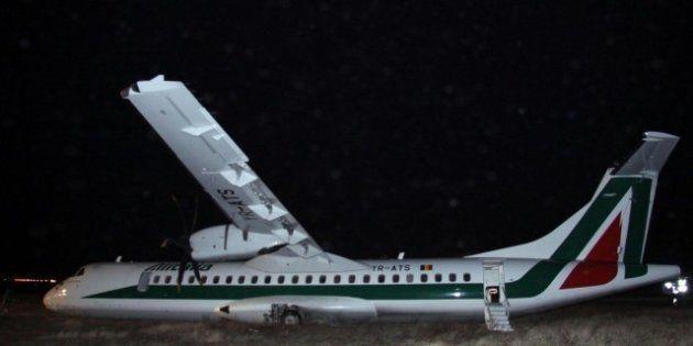 Aereo fuori pista: la procura indaga Alitalia per frode in commercio