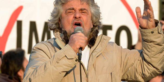 Beppe Grillo alla tv tedesca Ard:
