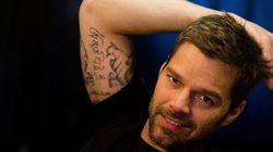 Ricky Martin rivela: