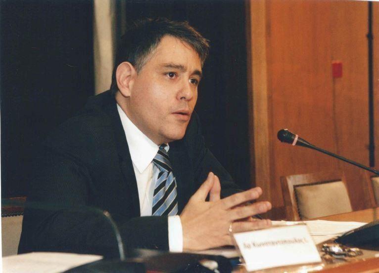 Ιωάννης Κωνσταντόπουλος: Στόχοι των υβριδικών απειλών είναι οι κοινωνίες και όχι οι