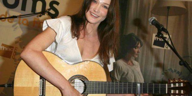 Il ritorno di Carla Bruni: ad aprile il nuovo album Little French Songs (FOTO,