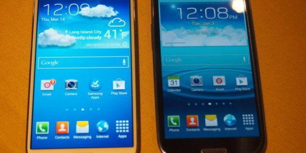 Nuovo Samsung Galaxy S4: si comanda con gli occhi e riconosce la voce
