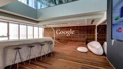 L'ufficio di Google a Tel Aviv: un paese delle meraviglie
