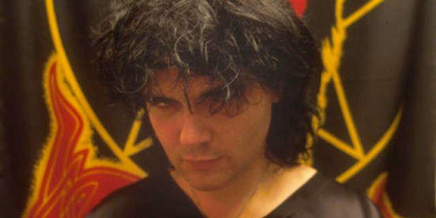 Satanisti in politica, il candidato Marco Dimitri nella lista di Democrazia Atea alla Camera in Lazio