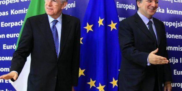 Bilancio Ue, Mario Monti pronto a battere i pugni sul tavolo. A Bruxelles possibile il veto se il saldo...