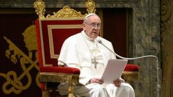 Papa Francesco incontra la stampa: