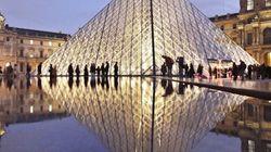 Parigi è bella e si specchia