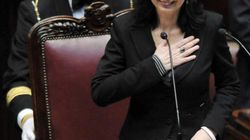 Laura Boldrini, la presidente che convince i grillini e fa breccia anche nella destra berlusconiana che l'ha sempre attaccata...