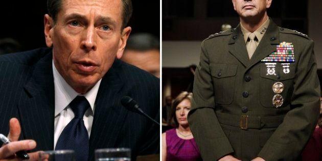 Dopo lo scandalo Petraeus-Allen, l'America si interroga sull'etica dei suoi generali