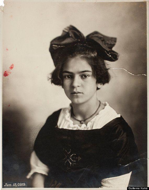 Da Kahlo Frida Bambina Da Frida Vestita Bambina Kahlo Vestita QoCWBedrx