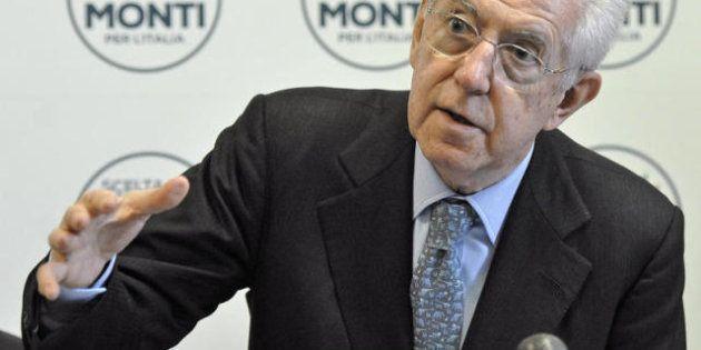 Mario Monti, intervista a La Stampa sullo stop alla guida del Senato: