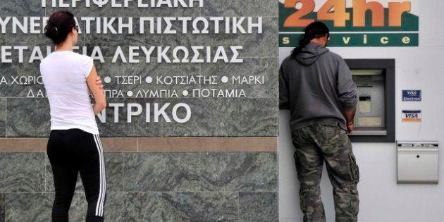 Crisi Cipro, l'allarme di Goldman Sachs e Morgan Stanley sul prelievo forzoso sui conti. Rotto il tabù...