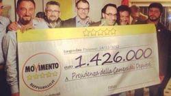 M5s in Sicilia restituisce 1,5 milioni di rimborsi. E come stipendio