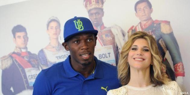 Usain Bolt a Roma: l'uomo più veloce del mondo ospite d'onore al Golden Gala