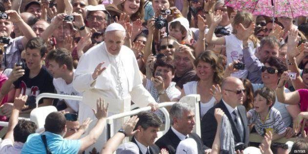 Il Primo Maggio di Papa Francesco: l'anatema di Bergoglio contro il